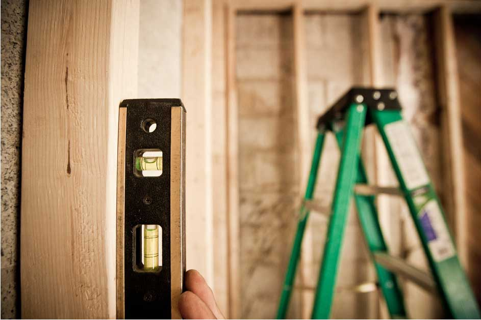 5 mistakes you might be making installing a door.